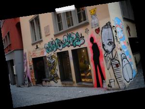 Cabaret Voltaire, Foto: G. Domeisen